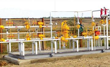 Автоматична газорозподільна станція