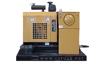 Дизельний гідравлічний силовий агрегат потужністю 65 к. с.