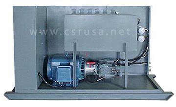 Электрогидравлический силовой агрегат мощностью 100 л. с.