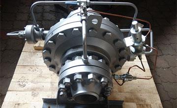 Регулятори тиску газу РДУ-Т (з теплогенератором)