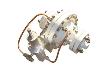 Регулятор тиску газу РТУ