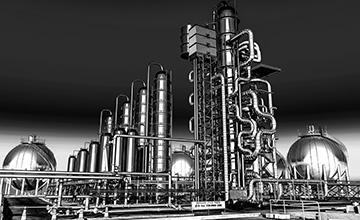 Посудини й апарати сталеві зварені. Устаткування для газової і нафтової промисловості