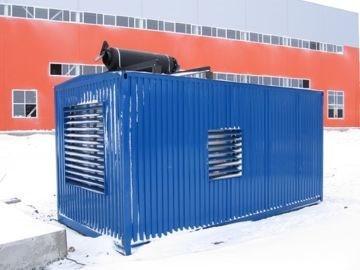 Контейнери Північ для дизельних генераторів