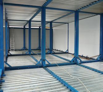 Модульні автомийки на основі контейнерів