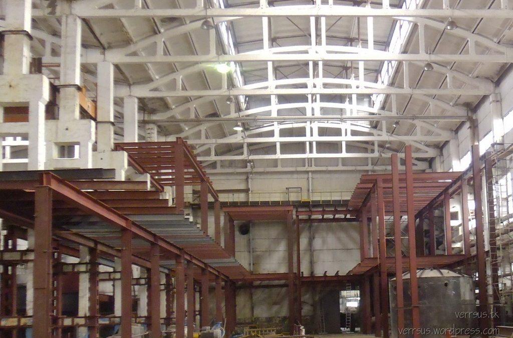 Система покриття для захисту металоконструкцій від корозії всередині приміщень