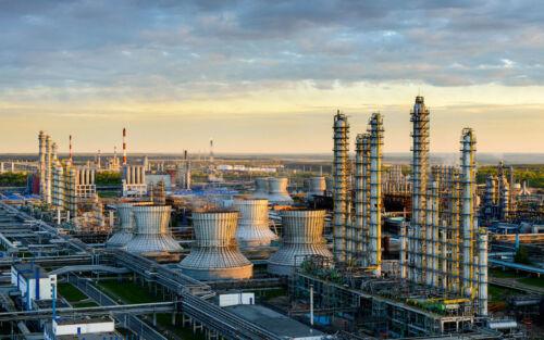 Системи антикорозійного покриття для нафтогазової галузі