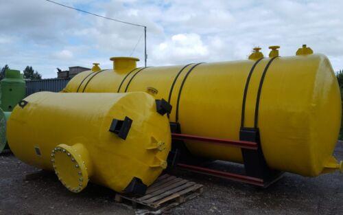 Защита резервуаров для хранения щелочей и кислот
